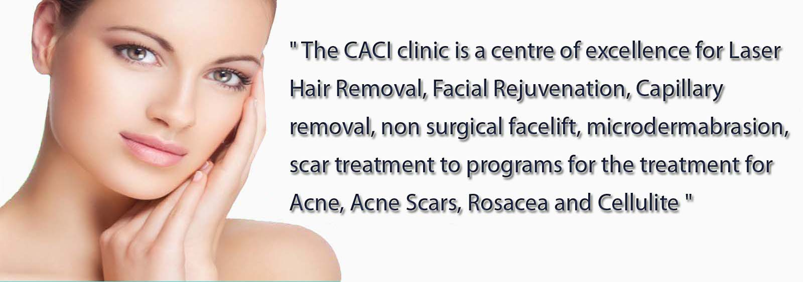 The Caci Clinic   Laser Hair Removal   Facial Rejuvenation ...
